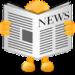 ニュースフラッシュ & テロップニュースウィジェット
