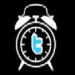 ねちゃったー | 二度寝したら恥ずかしい!?Twitterと連携した目覚まし時計アプリ☆