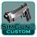 SimGun2 Custom | ガンマニアもうなるリアル感!オリジナルガンも制作可能なガンシミュレーションアプリ